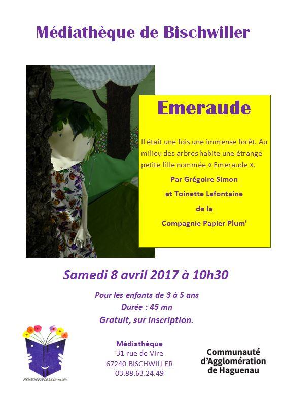 Affiche Emeraude